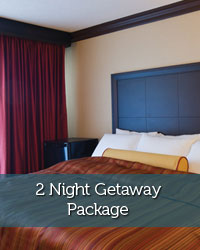 Niagara Falls 2 Night Getaway Package