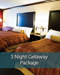 Niagara Falls 3 Night Getaway Package