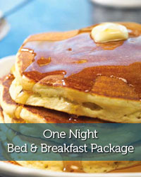 Bed and Breafast Package