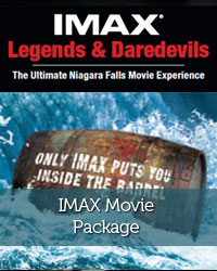 Niagara Falls IMAX movie Package Package