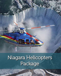 Niagara Helicopter Package