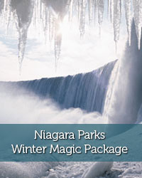 Niagara Parks Winter Magic Package